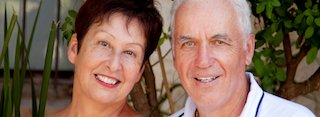 senior couple in white slidesmall